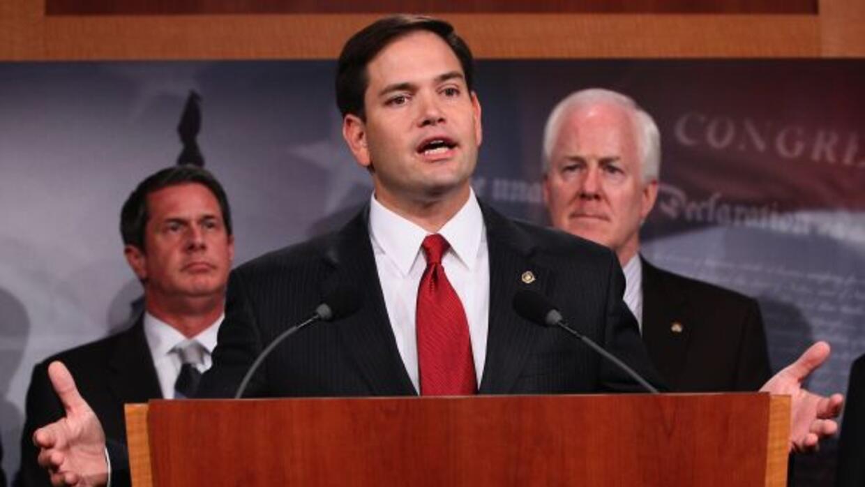 Un reportaje del Washington Post reveló que los padres del Marco Rubio l...