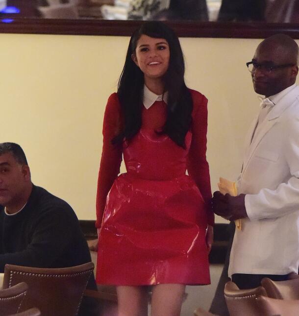 Selena Gomez y Samuel Krost