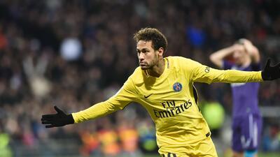 ¡Le apunta al Real Madrid! Neymar anota y le da la victoria al PSG