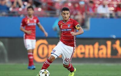 Mauro Díaz FC Dallas