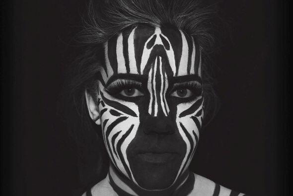 El maquillaje sin duda era una de sus pasiones, no sólo para su arreglo...