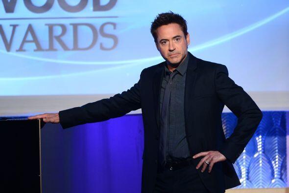 """Downey Jr. bromeó que Jared era una """"actriz"""" muy bonita. Mira aquí los v..."""