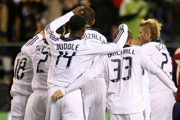 Sin embargo, con su juego y aporte Beckham fue fundamental para que el G...
