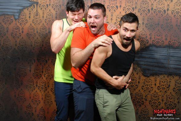 La casa del terror  'Nightmares Fear Factory' encontrada en las catarata...