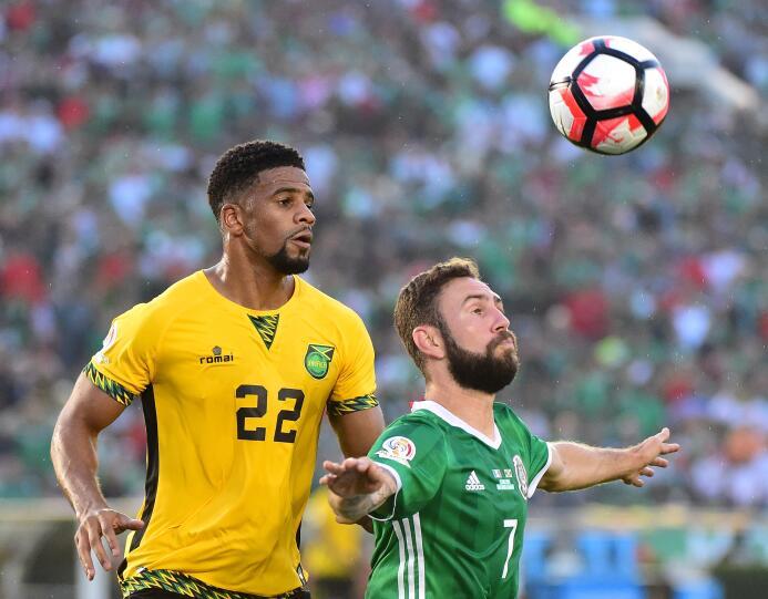 El ranking de los jugadores de México vs Jamaica 47-GettyImages-53913831...