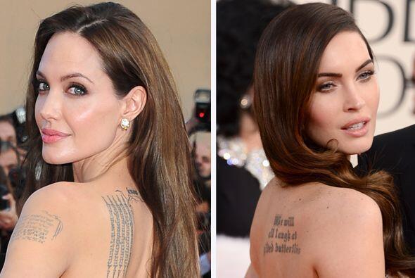 Megan Fox quiere seguir los pasos de Angelina y gracias a su parecido va...