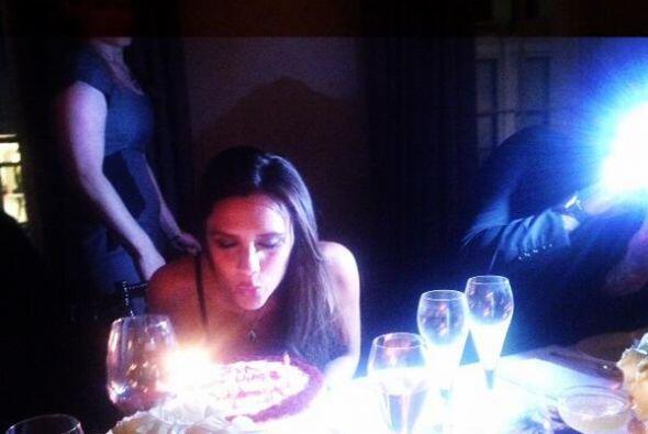 Para celebrar su cumpleaños número 40, Victoria armó tremenda fiesta con...