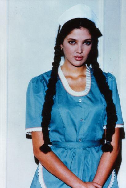 """Después de ser """"Quinceañera"""" y de participar en """"Dulce Desafío"""" (1988),..."""