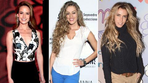 Las villanas de las telenovelas que quieres ver de protagonistas
