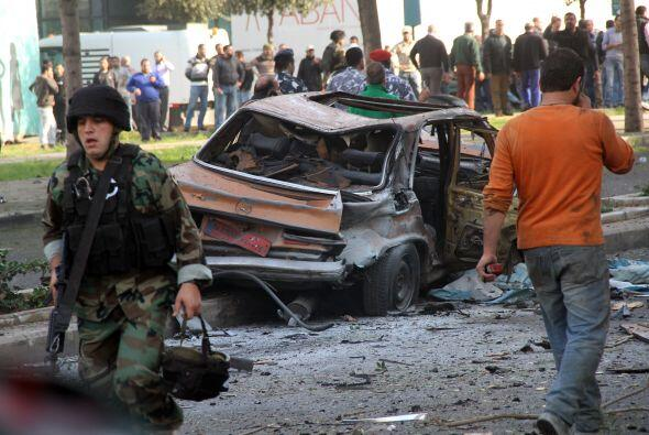 Hariri encabeza la principal coalición, apoyado por Occidente en el Líba...