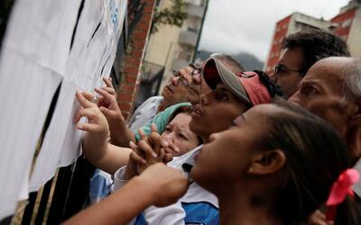Voter turnout was under 50 percent in Venezuela's Dec. 10 mayor election...