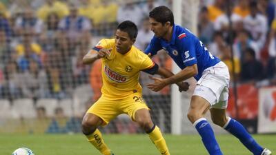 Cruz Azul y América se enfrentarán en la Final de la Liga MX por cuarta vez