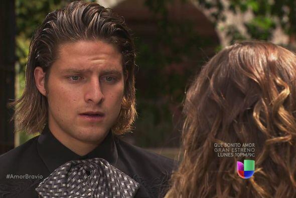 Mayalen rompe su promesa y le dice que se ha ido con Natalia y Aarón, a...