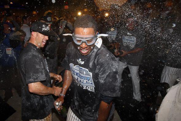 2B. Robinson Canó. Yankees de Nueva York. En 2011, Canó batea para .304...