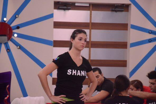 Si creían que Shanik había sacado todas sus garras... pues...