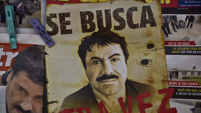 """Se busca a """"El Chapo"""" otra vez"""