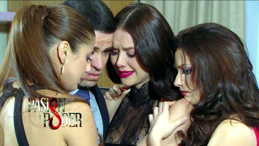 ¿Nina impedirá que Arturo se divorcie de ella? 459C0AFC8B21469DA6EFD5DDD...