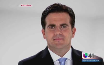 Ricky Rosselló defiende la administración de su padre