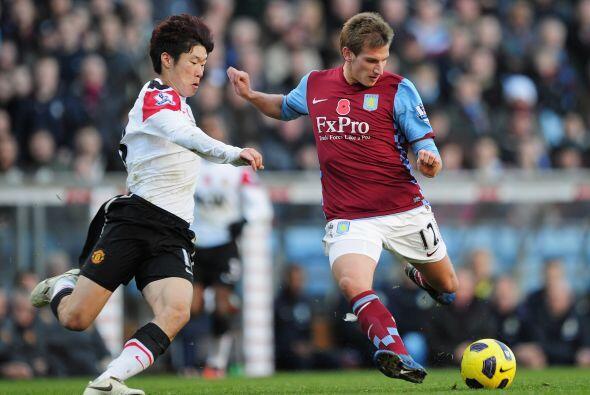 Park Ji Sung fue una pieza clave del equipo de Ferguson.