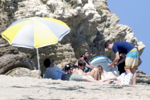 ¿Qué hacen los Beckham para disfrutar de un día libre? Aquí los videos m...