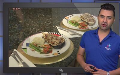 Cómo cocinar una nutritiva cena de Thanksgiving sin carne