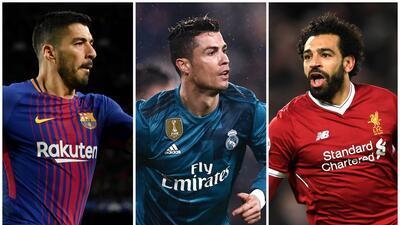 Cristiano comanda el Equipo de la Semana de la Champions, en el que no aparece Messi