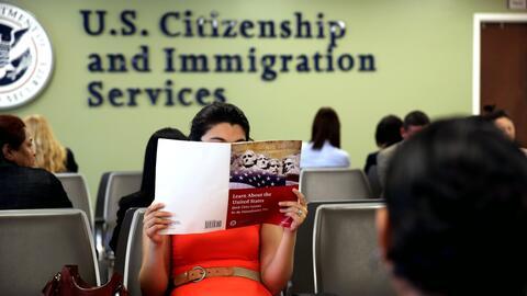 La misión de USCIS ya no es asegurar que EEUU sea una nación de inmigran...