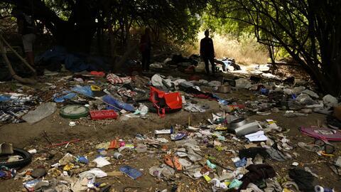 El brote de San Diego ha afectado particularmente a las personas sin hogar.