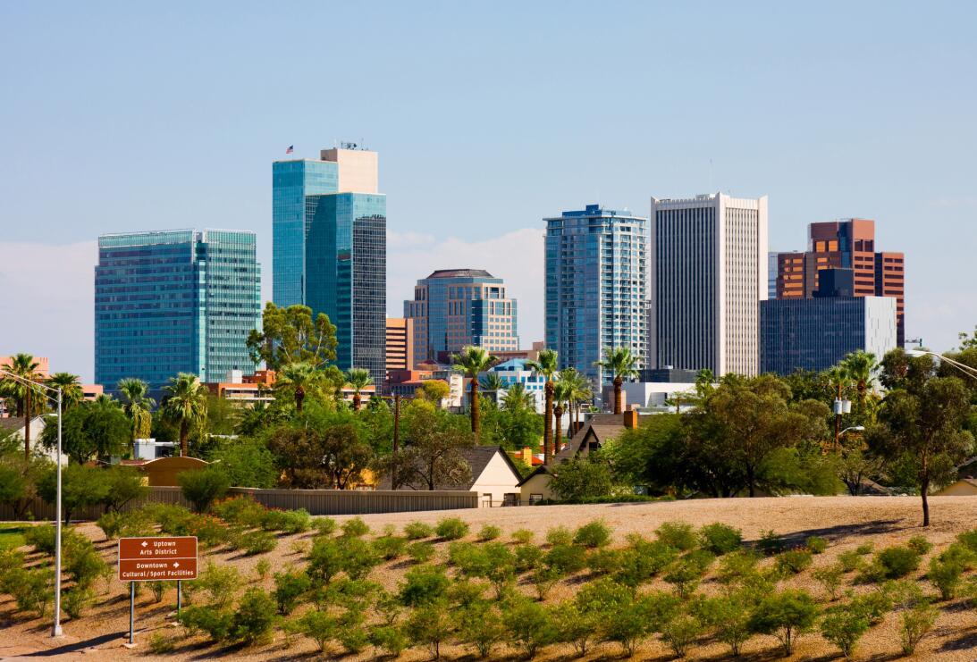 Estas son las diez ciudades de más crecimiento en Estados Unidos 1Phoeni...