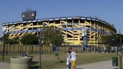 La Bombonera espera resulución de la CONMEBOL sobre su futuro.