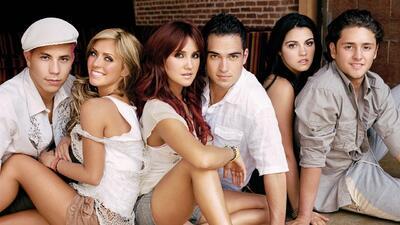 Así ha sido la transformación del elenco de la telenovela 'Rebelde' a 14 años de su estreno