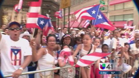 Crisis económica de Puerto Rico impacta al Desfile Nacional en NYC