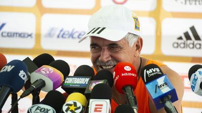 """Ricardo Ferretti: """"Caímos en desesperación porque no caía el gol"""""""