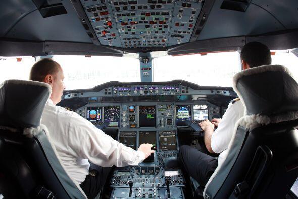 """2) Airline Pilot, Copilot and Flight Engineer - $105,518 """" flies and nav..."""