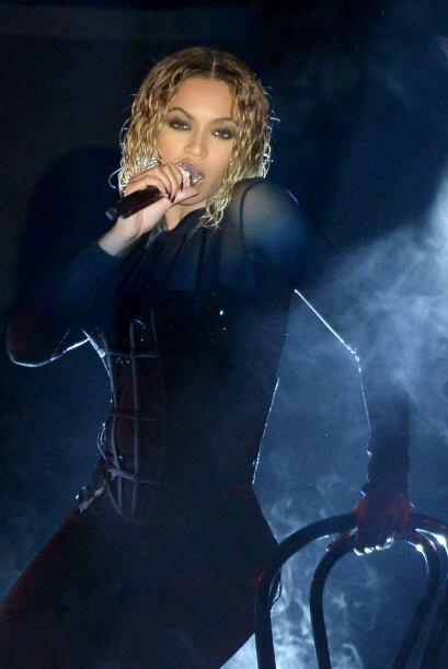 La guapa Beyoncé logró el reconocimiento Guinness por haber logrado en e...