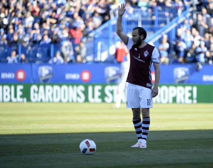 Equipo de la Jornada 9 de la MLS