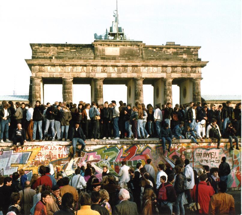 Muro de Berlìn