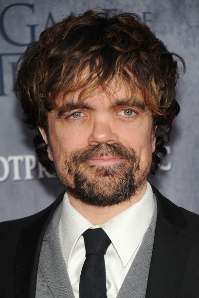 """MEJOR ACTOR DE REPARTO EN DRAMA Peter Dinklage, """"Game of Thrones"""" Mira a..."""