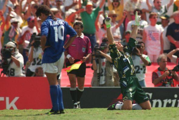Baggio no pudo hacer el gol y quedó en la triste lista de los 'cracks' q...