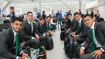 El Tri disputará dos partidos amistosos d ecara a la Copa América