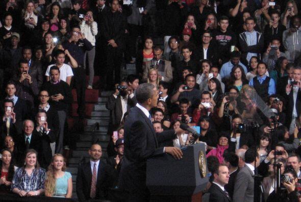 En su histórico discurso ofrecido en nuestra ciudad, el Presidente señal...