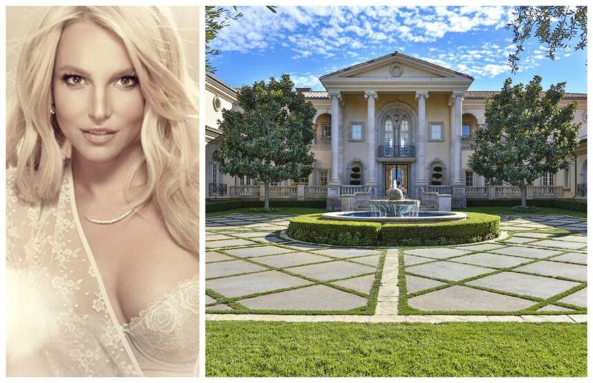 Britney casa