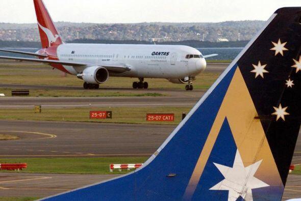 La distancia entre Los Ángeles y Melbourne, Australia es de 12,748 kilóm...