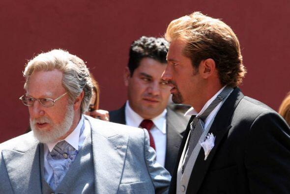 En esta historia, Gabriel Soto, da vida a David, hijo de Mario Genovés (...