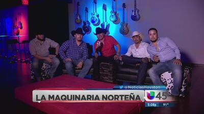 La Maquinaria Norteña en Noticias 45