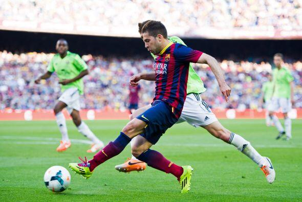 Alba fue un socio ideal para Andrés Iniesta y fue 'culpable' para causar...