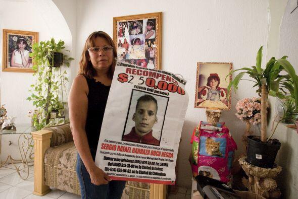 Un grupo de sicarios mató a la activista Marisela Escobedo, una mujer qu...