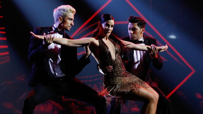 Las mejores imágenes de la primera gala de Mira Quién Baila,