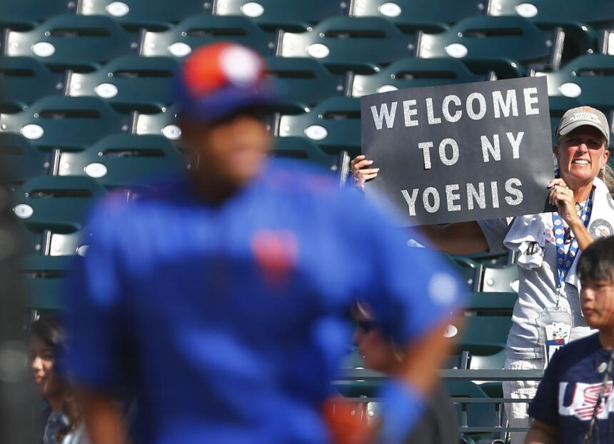 De Detroit a Nueva York, Yoenis Céspedes tuvo un largo camino a la glori...