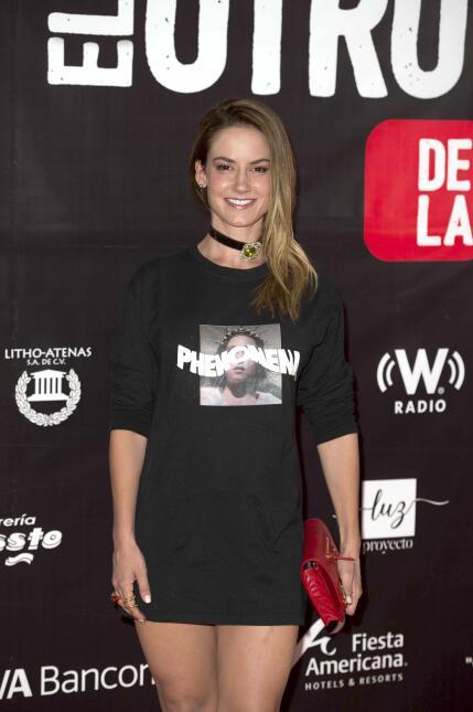 Ana Brenda Contreras fuerte candidata para protagonizar 'El despacho...